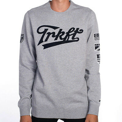 NEW AUTHENTIC TRUKFIT RACING PULLOVER HOODIE THO15KT215 BLACK