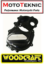 Woodcraft Billet Left Hand Inner Engine Cover to fit Kawasaki ZX10R 2004-2005