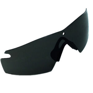 4122a0fe8f Stealth Black Replacement Lenses for Oakley M Frame 3.0 Ballistic SI ...