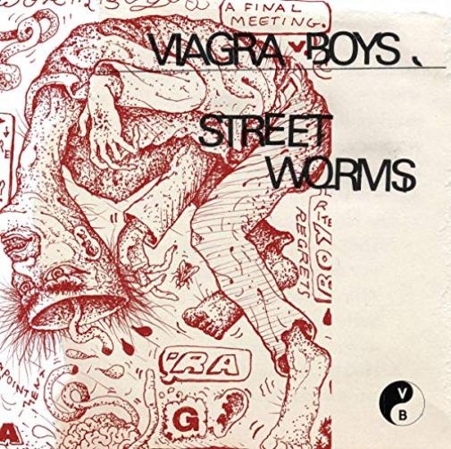 VIAGRA BOYS-STREET WORMS CD NEUF