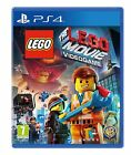 The LEGO Movie Videogame For PAL PS4 (New & Sealed)