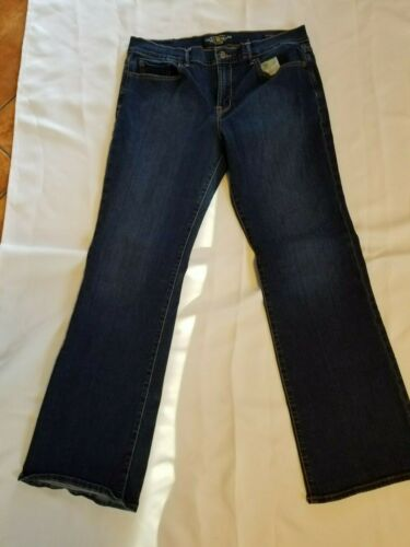 Blue Brand 16 sweet'n Taglia Low Jeans Lucky Plus Womens 6HwpfRqExR