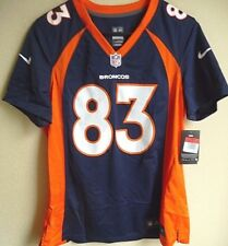 item 5 Women s NFL Nike Denver Broncos Football Wes Welker  83 Game Jersey  L NWT 477895 -Women s NFL Nike Denver Broncos Football Wes Welker  83 Game  Jersey ... a284aec6f