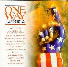 : One Way: Songs of Larry Norman  Audio Cassette