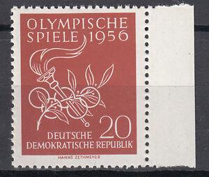 DDR-1956-Mi-Nr-539-mit-Rand-Postfrisch-25410