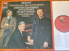 2C 069-43231 Mozart Concertos for 2 & 3 Pianos / Eschenbach etc.