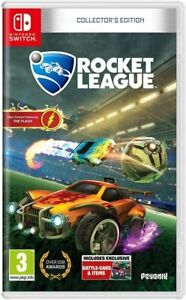 Rocket-League-Collector-039-s-Edition-Nintendo-Switch-BRAND-NEW-amp-SEALED