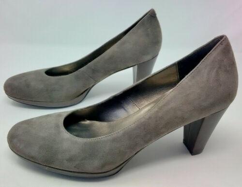 Femme Chaussures 1 Cuir 6½ Poivron Uk 22422 Suede Talons Eu40 324 Tamaris Gris 27 dpxpHR