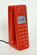 """(NEU) """"Punkt DP 01"""" Funktelefon, by Jasper Morrison! + Rechnung + OVP, Telephone"""