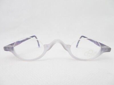 Occhiali Montatura Gormanns Lettura 38□31 145 Ovale Gafas Modellazione Duratura