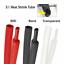thumbnail 32 - Marine Grade Dual-Wall Adhesive Glue Lined Heat Shrink Tube 3:1 Ratio Black/Red