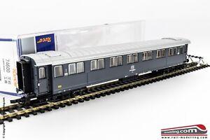 ROCO-74600-H0-1-87-Carrozza-passeggeri-FS-serie-Az-1-cl-Grigio-Ardesia-Ep