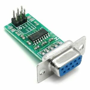 MAX232-RS232-To-TTL-Converter-Adapt-er-Module-Board