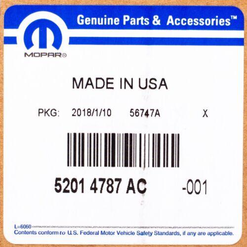 14-20 JEEP GRAND CHEROKEE DODGE DURANGO 3.6L 5.7L 6.4L ENGINE COOLING FAN MOPAR