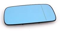 Spiegelglas Außenspiegel Links Rechts Heizbar Asphärisch Blau BMW 3er 5er