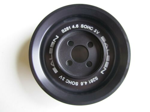 4.00 PULLEY 2005 SERIES VI SUPERCHARGER