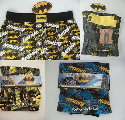 NEW PRIMARK OFFICIAL LICENSE BATMAN MEN/'S LOUNGE LEG LOUNGE PYJAMAS PANTS