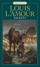 Sacketts: Sackett 9 by Louis L'Amour (1981, Paperback)