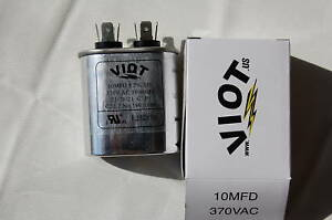 Compressor-AC-Furnace-Blower-Motor-Start-Run-Capacitor-Replace-10uFD-HVAC-Free-S