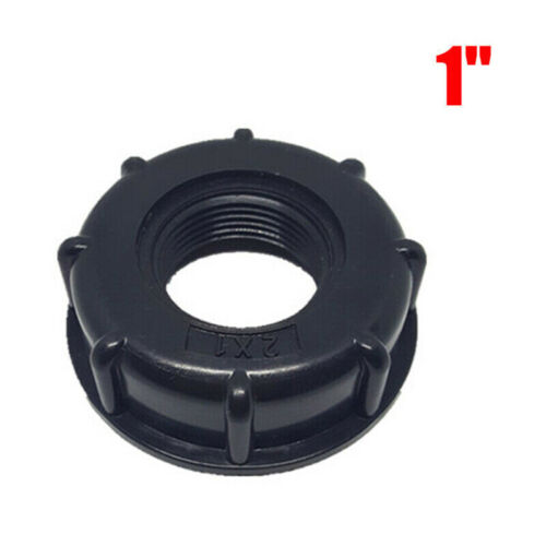 Replacement Ibc Adapter Tank Connection 60mm Coarse Thread Plastic Cap Lid
