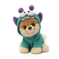 Gund - Dog - Itty Bitty Boo - Monsteroo - Monster Hoodie - 34
