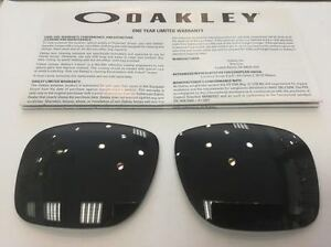 3b5a1ca88 Image is loading LENSES-OAKLEY-HOLBROOK-GREY-POLARIZED-9102-02-REPLACEMENT-