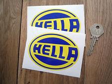 HELLA 4 in Classic Sports RACING & Rally Auto adesivi