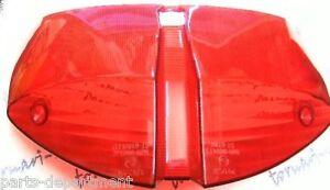 PEUGEOT-SPEEDFIGHT-REAR-RED-LIGHT-LENS-TAIL-LAMP-OUTER-PLASTIC-LENS-7107