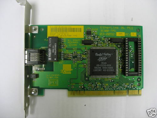 DRIVER: 3COM 3C900TPO ETHERNET ADAPTER