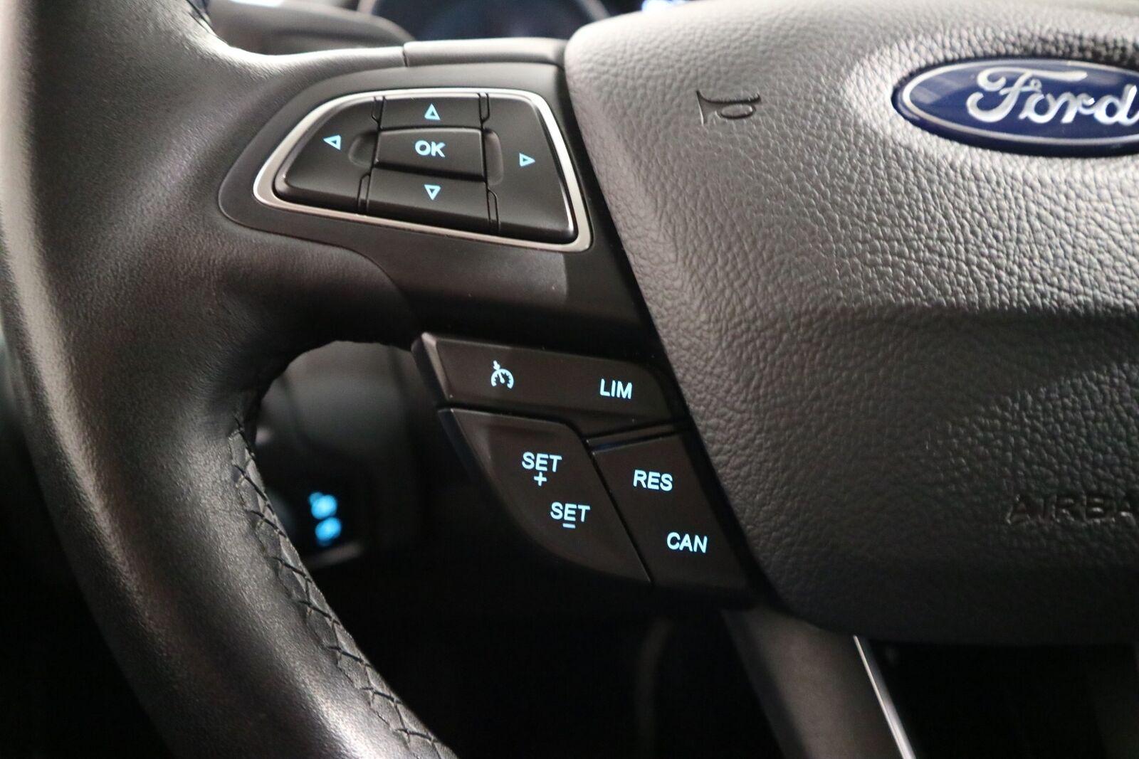Ford Focus 1,5 TDCi 120 Titanium stc. aut. - billede 9