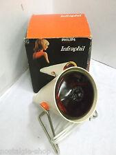 70er  Philips Infraphil Rotlicht Wärmelampe Vintage 70s