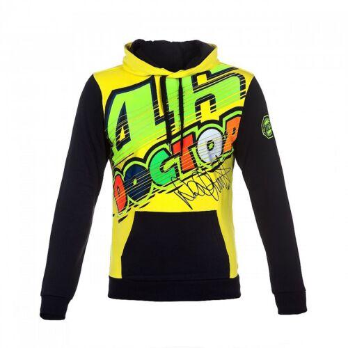 VR46 Official Valentino Rossi Doctor Hoodie Sweatshirt VRMFL 262001
