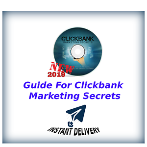 Guide-For-Clickbank-Marketing-Secrets-2019-Videos-USA-Company-Email-Database-Mar