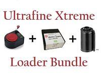 Bulk Film Combo- Ultrafine Xtreme 400 35mm X 100' + Lloyd Loader & Cartridges
