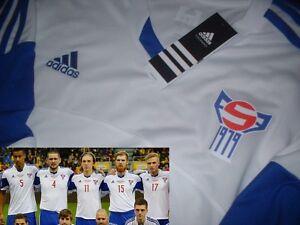 e9b6939461 Faroe Islands Adult S M L XL BNWT New Shirt Jersey Football Soccer ...