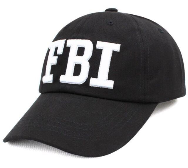 Buy FBI HaT Embroidered Adjustable Strap online  b8f8895af6f