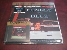 ROY ORBISON MFSL 24 KARAT GOLD CD Only 2000 PRESSED + 45 SPEED VINYL 2 LP SET