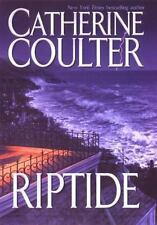 FBI Thriller: Riptide No. 5 by Catherine Coulter (2000, Hardcover)