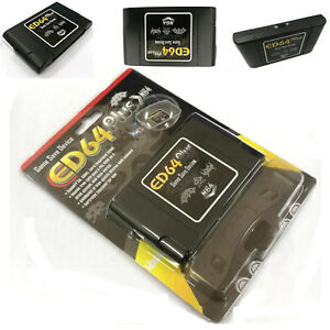 Details about 16GB SD Card N64 ED64 Plus Game Save Device Cartridge Adapter  New OS Version#USA