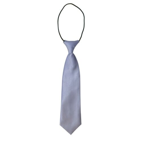 Tie Co Premium Range Kids Boys Children/'s Elastic Elasticated Pre Tied Neck Tie