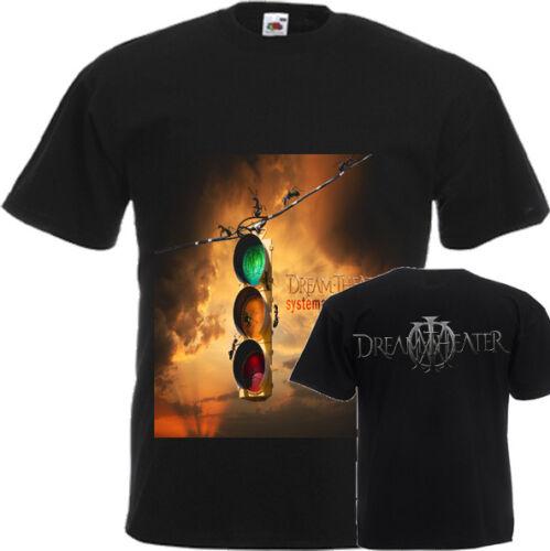 "Nouveau T-Shirt /""DREAM THEATER Dark Side of the Moon/"" DTG Imprimé Tee-S 7XL"