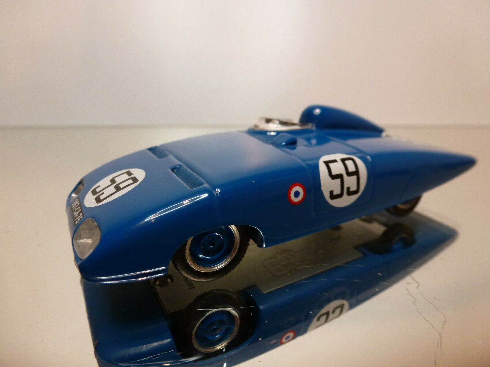 BIZARRE PANHARD X88 LEMANS LEMANS LEMANS 1954 - blueE 1 43 - EXCELLENT CONDITION - 36 35 2cf09b