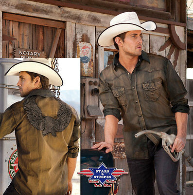 "Westernhemd Cowboy Western Hemd ""Dave"" Gr. S-3XL"