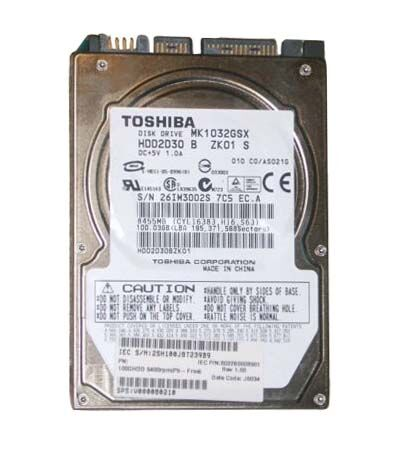 """120GB SATA 2.5/"""" 5400 or 7200RPM Laptop Hard Drive *Discounted Price! Lot of 25"""