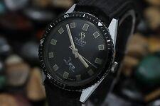 Vintage TRESSA 17j Hand Wind Incabloc 34.5mm Men's 5ATM Skin Diver's Watch