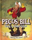Pecos Bill Tames a Colossal Cyclone by Picture Window Books (Hardback, 2014)