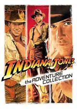 Indiana Jones The Adventure Collection Brand New DVD
