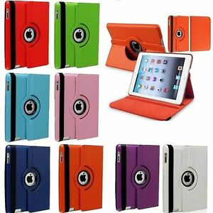 Fashion-Leather-360-Rotating-Stand-Case-Cover-For-iPad-Mini2-3-UK-FREE-DISPATCH