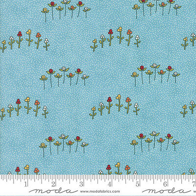 Cloudy 5631 15 by 1//2 yard MODA Fabric ~ THE TREEHOUSE CLUB ~ Sweetwater