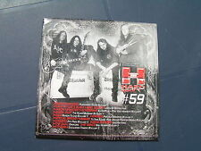 CD BLIND GUARDIAN ZAKK WYLDE'S BLACK LABEL SOCIETY ANGEL DUST STYGMA 4